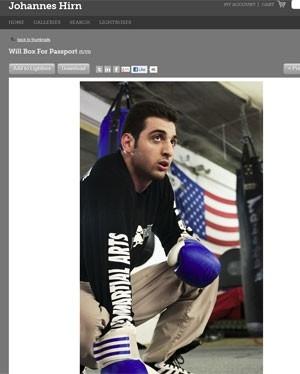 Suspeito de atentados treinava boxe em academia nos EUA