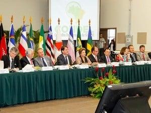 Dilma detalha a governadores medidas contra a seca no Nordeste