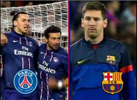 Globo esquece Lucas na chamada para PSG x Barça e irrita empresário