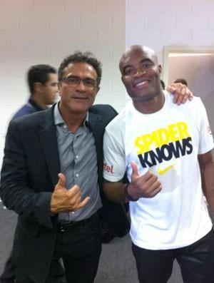 Empresário garante que Anderson Silva lutará