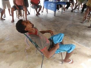 Lavrador é encontrado morto em cadeira de bar na zona rural de José de Freitas