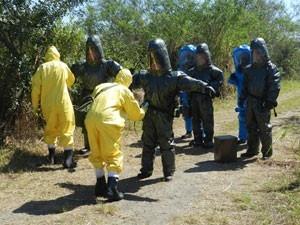 Confederações: Brasil  terá tropas antiterror e  contra armas químicas