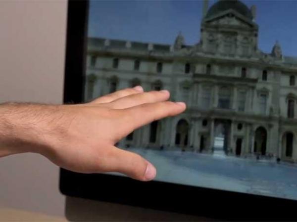 Google atualiza Earth com suporte a navegação por gestos