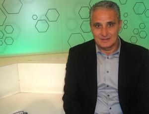 Tite quer renovar com Corinthians e desconversa sobre o Inter de Milão