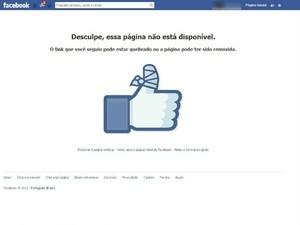 Mãe pede e Justiça determina que Facebook exclua perfil de morta