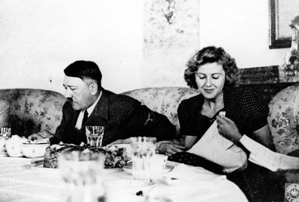 Alemã revela que provava comida de Hitler antes de ele comer