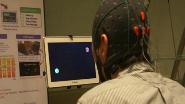 Samsung desenvolve tablet que pode ser controlado pela mente