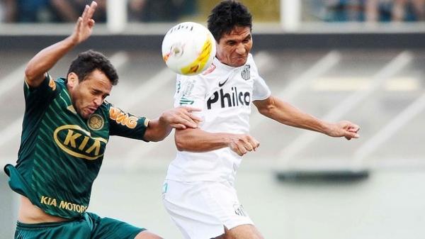 Rafael brilha nosCom empate de 1 x 1, Santos passa por cima do Palmeiras nos pênaltis e chega a semi-final