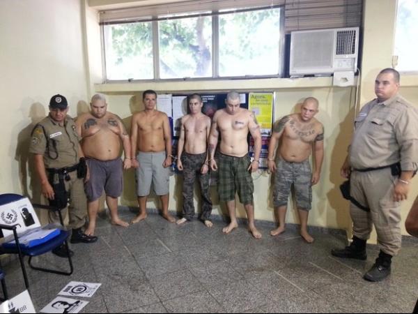 Testemunhas acusam neonazistas de Niterói de outras agressões