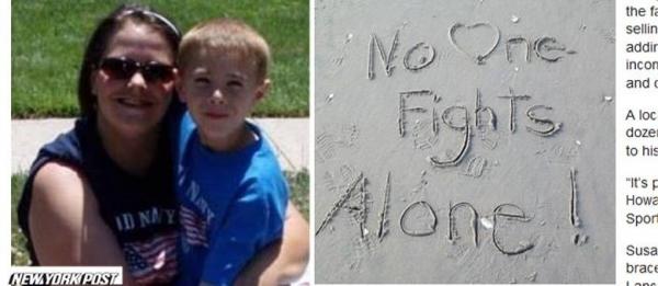 Mãe mente que filho de nove anos tem câncer para arrecadar doações