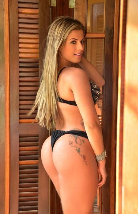 Babi Rossi fala de preconceito por namorar filho de bilionário e elogia performance de Olin Batista