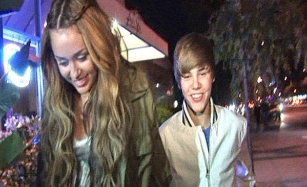 Miley Cyrus dá conselhos a Justin Bieber, diz site