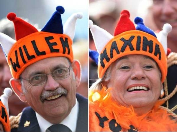 Rainha da Holanda passa trono ao filho com festa de 11 milhões de Euros