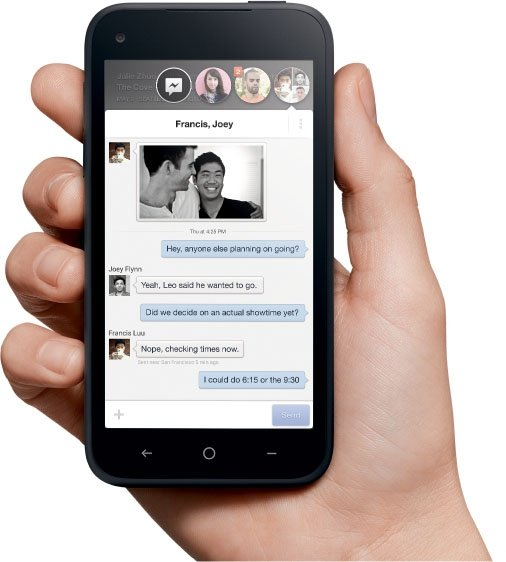 Facebook Home muda totalmente a cara do Android; HTC First será o primeiro a usar