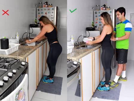 Em tempos de PEC das Domésticas veja como emagrecer limpando a casa