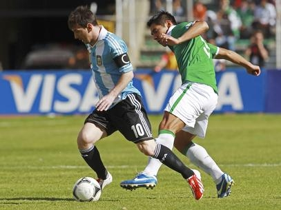Filha de técnico da Argentina critica Messi: