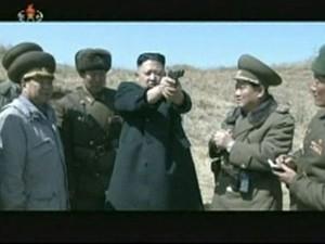 Kim Jong-un aumentou a produção de armas para