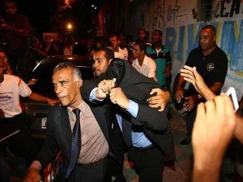 Passagem de Feliciano por Salvador-BA causa grande tumulto