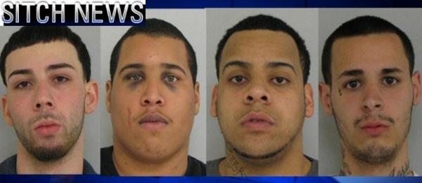 Homens usam drogas em delegacia e acabam presos