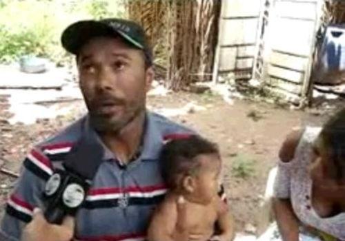 Bebê é sequestrado por ex-marido; mãe pede ajuda à Rede Meio Norte