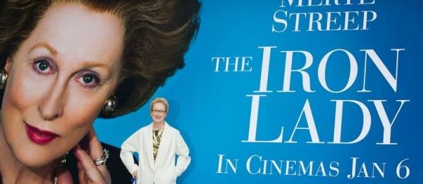 Meryl Streep diz que Thatcher foi uma pioneira para as mulheres