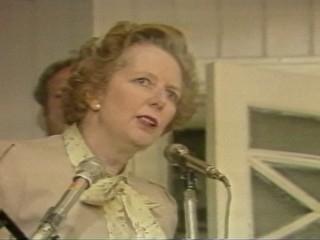 Morre aos 87 nos ex-premiê britânica Margaret Thatcher