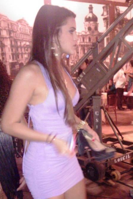 Bruna Marquezine tem tratamento diferenciado em gravação de Salve Jorge