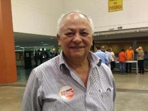 Vereador sofre isquemia ao falar em plenário e é socorrido por colegas