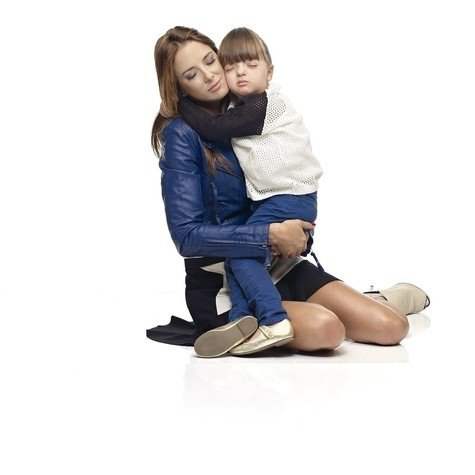 Ticiane Pinheiro posa com Rafaella Justus para campanha de Dia das Mães