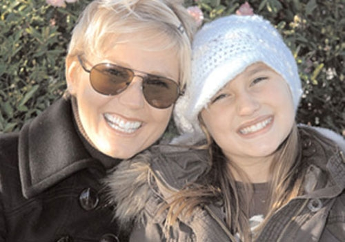 Sasha, filha de Xuxa Meneghel, quer morar nos Estados Unidos