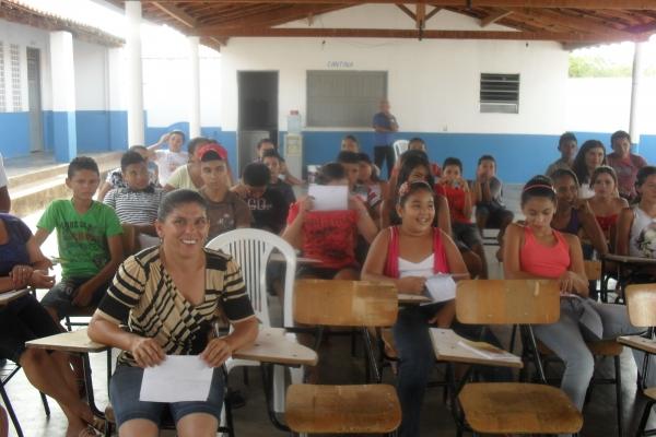 Escolas de São Lourenço do Piauí farão apresentações de projetos relacionados à CF 2013 - Imagem 2