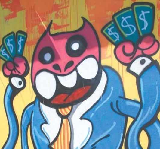 Muros recebem arte como forma de protesto; projeto lança força-tarefa em THE