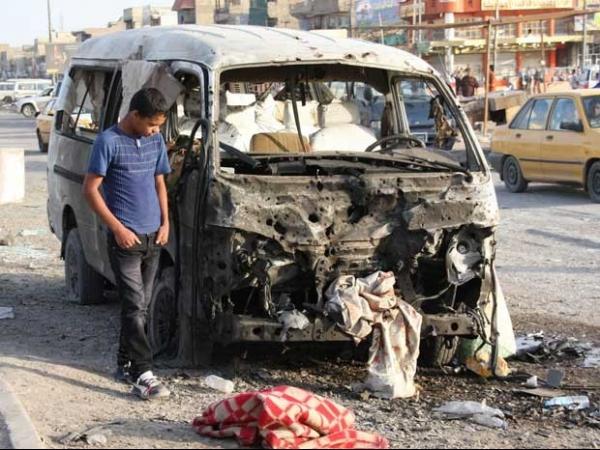 Explosões em áreas xiitas matam ao menos 14 no Iraque, diz polícia