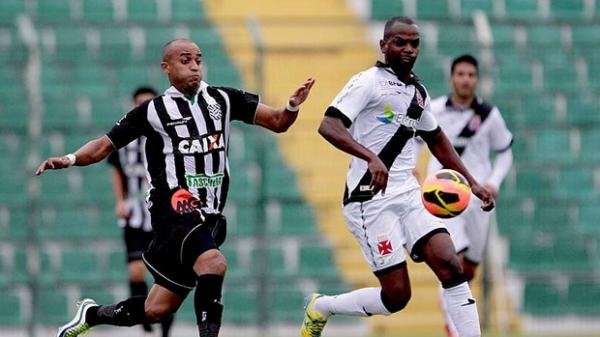 Em amistoso movimentado, Vasco pressiona e garante vitória contra o Figueira