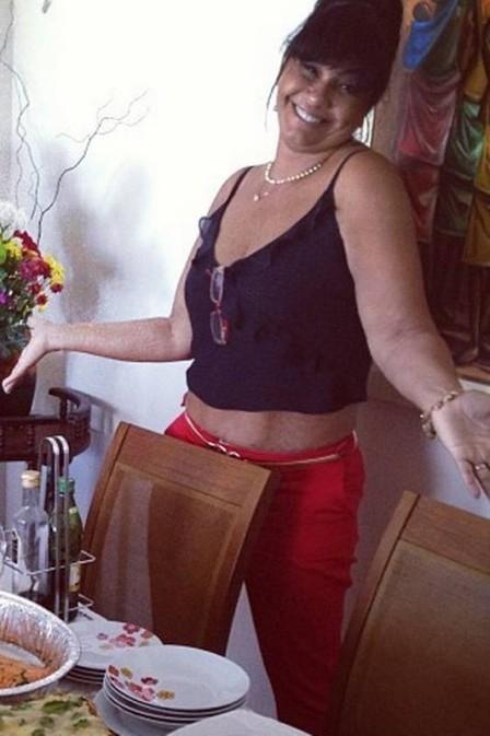 Solange Couto vai fazer plástica nos seios após cirurgia de redução de estômago. ?Quero colocar tudo no lugar?