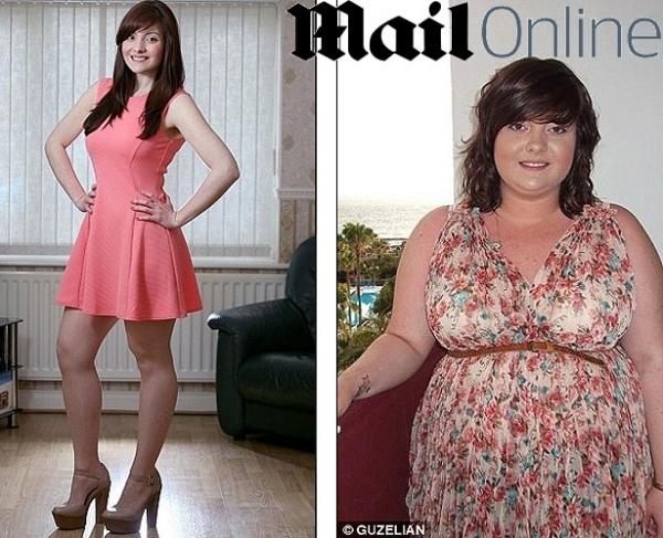 Após perder a mãe, jovem larga álcool e fast-food e perde mais de 50 kg