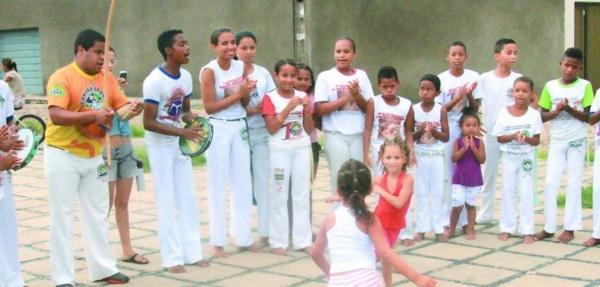 Prêmio Piauí Inclusão Social 2013: Capoeira transforma vidas e educa em Teresina