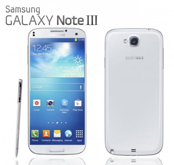 Galaxy Note 3, com tela de 5,9 polegadas, ganha data de lançamento