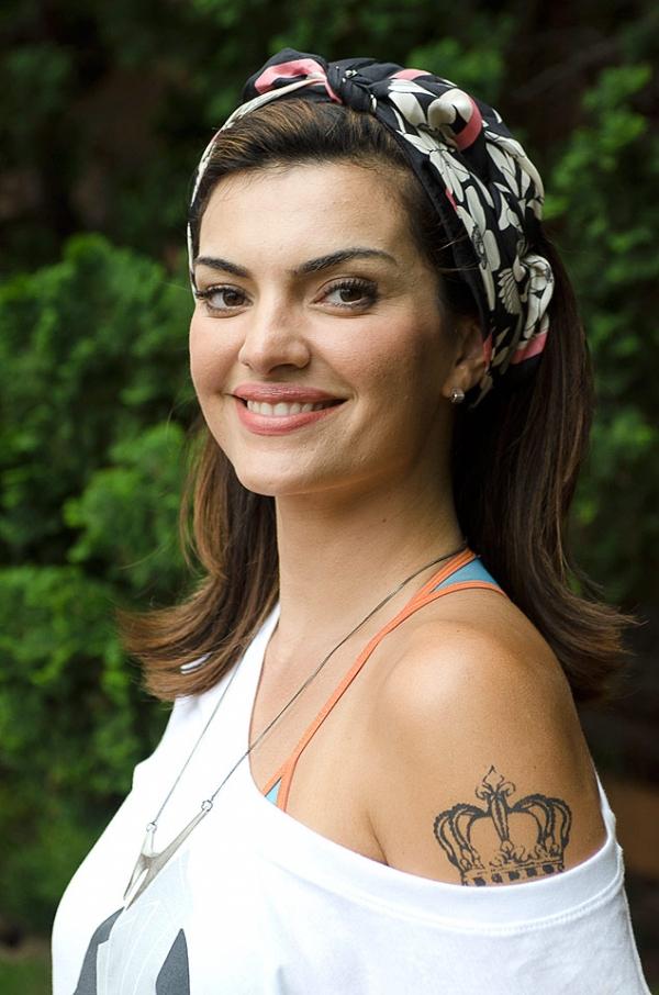 Maquiadora em Sangue Bom, Mayana Neiva dá dicas de produção