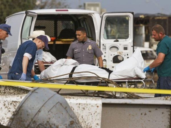 Família morre ao tentar escapar de tornado escondendo-se no congelador