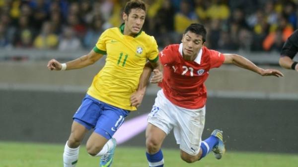 Neymar pode custar ao Barça bem menos do que Sonny Anderson