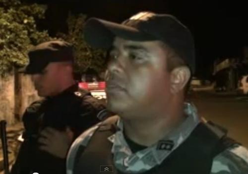 Rone prende quadrilha que assaltava ônibus intermunicipais