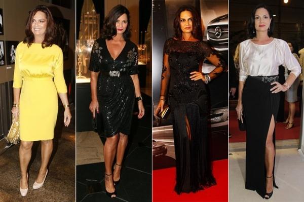 Luiza Brunet completa 51 anos e segue como ícone de estilo