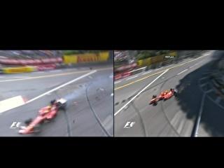 Rosberg vence em fim de semana perfeito; Massa sofre batida idêntica