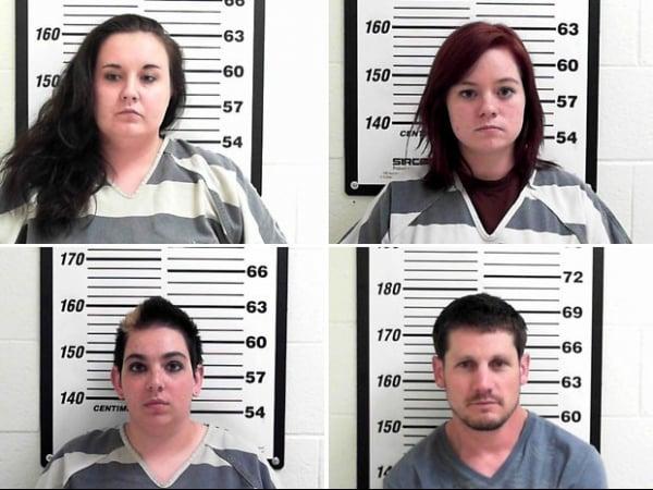 Seis são presos após show de sexo ao vivo em sala de cinema nos EUA