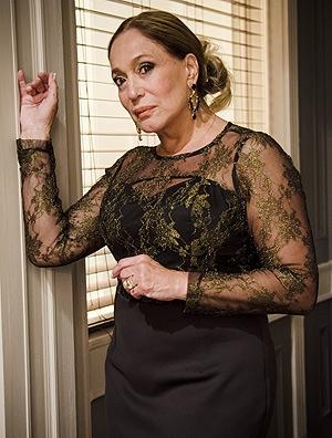 Susana Vieira diz que Pilar ia amar descobrir que Félix é gay em
