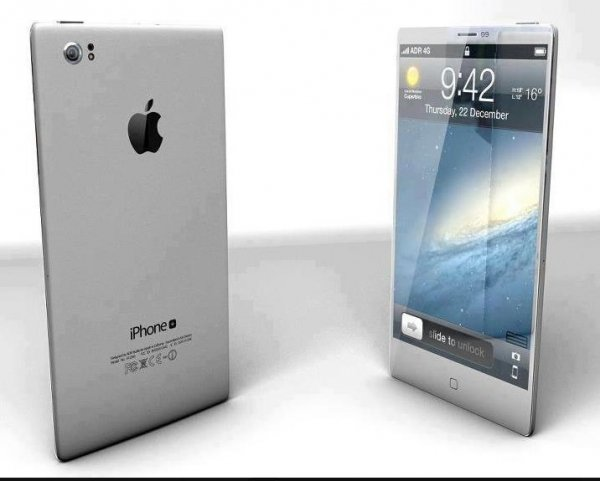 iPhone 6 chegará em  junho de 2014 e com tela maior, segundo jornal