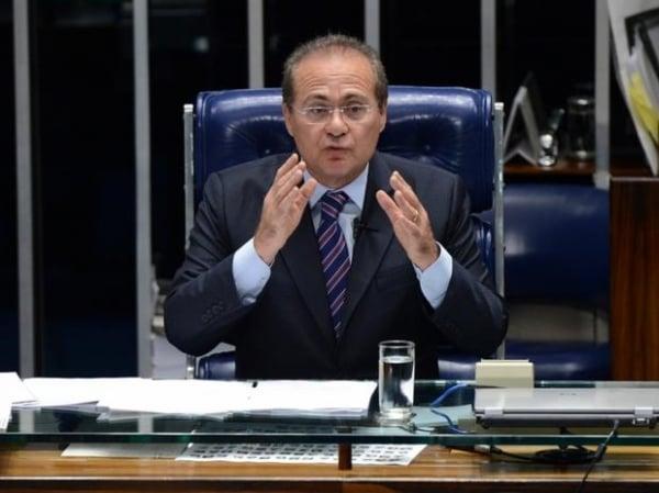 Calheiros: PMDB não dificultará exame de MPs encaminhadas pelo governo