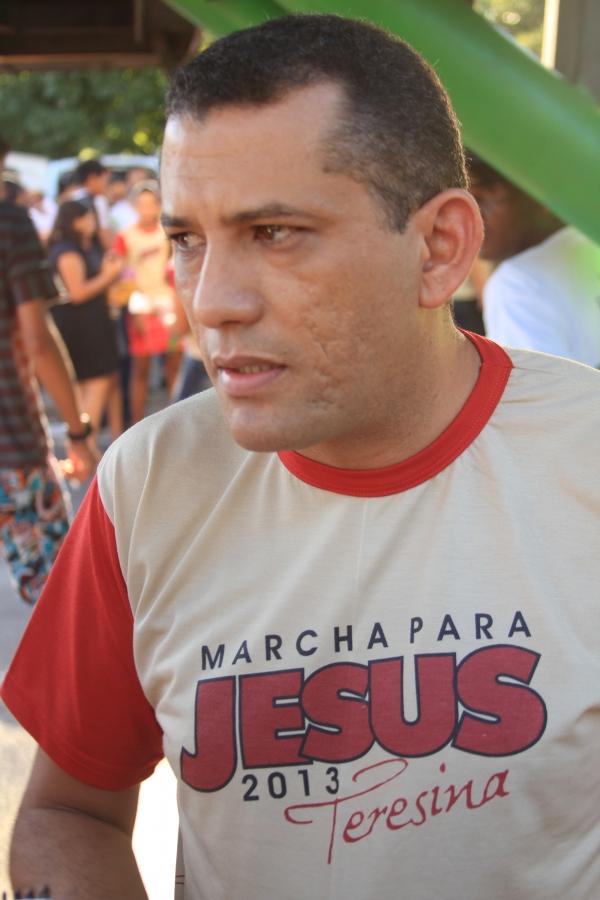 Marcha para Jesus reúne mais de 200 mil evangélicos