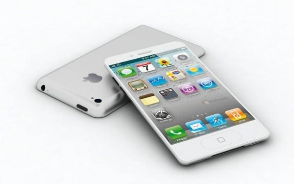 Próximo iPhone deve  ter tela duas vezes mais poderosa que a do 5